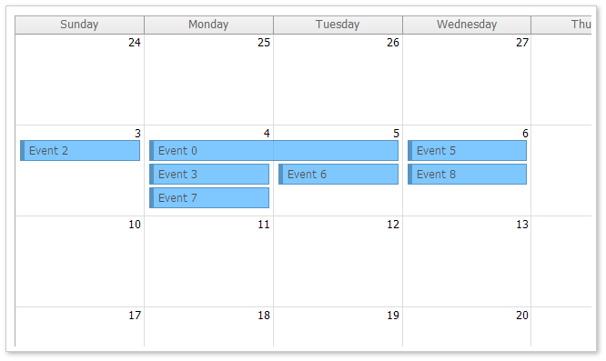Monthly Calendar Using Javascript : Lite daypilot for javascript html calendar scheduler